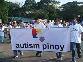 I am an Autism Pinoy member!