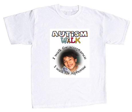 WalkT-shirt