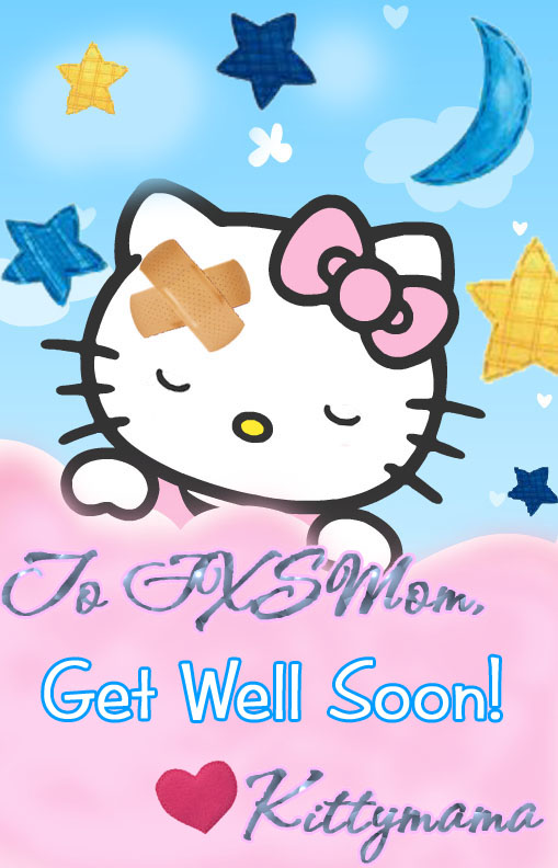 get well soon kitty elakiri community