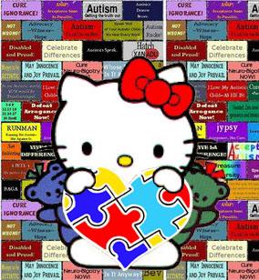 Kitty's Valentine forAutism
