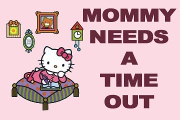 Kittymama's Time Out