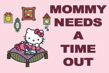 Kittymama's TimeOut