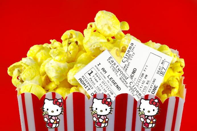 Movies, Kitty, andMe
