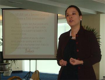 Ms. LiaBernardo