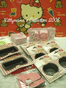 Hello Kitty for cooking and baking