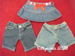 BAB casuals-denim skirt and pants