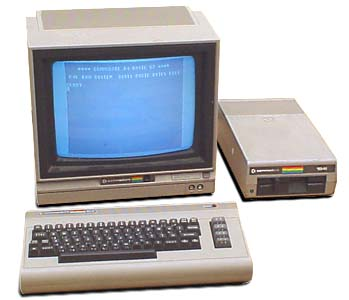 The Commodore 64 Disk Drive provided hours of quality entertainment nobody paid for.