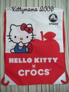 hk crocs bag-freebie