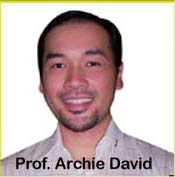 teacher archie david