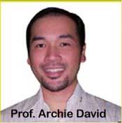 teacher archie david