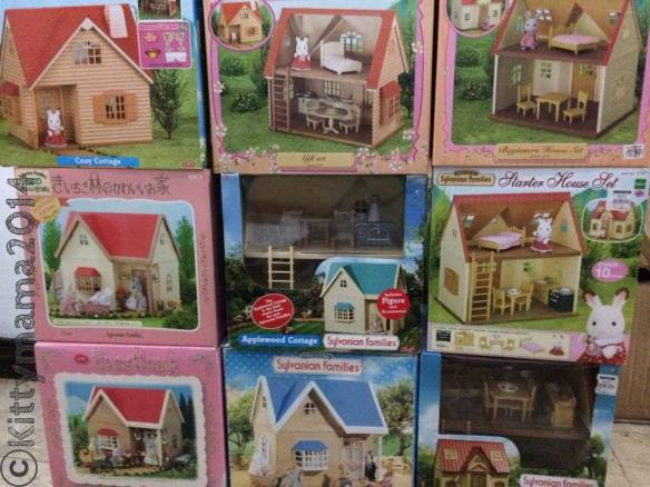SF Starter House collection