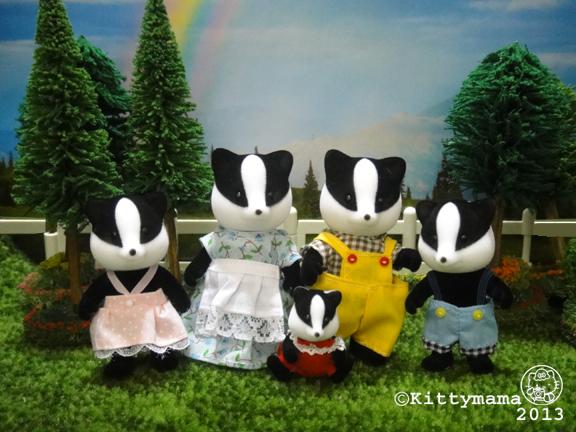Badger Celebration Family