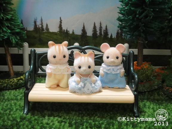 Unaccompanied Minors- pink baby twin halves