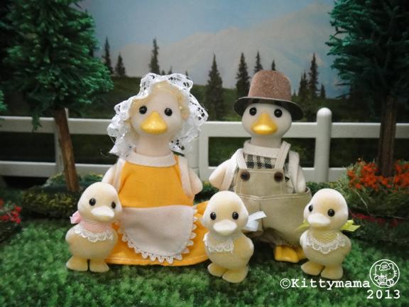 Ducks- Puddingford