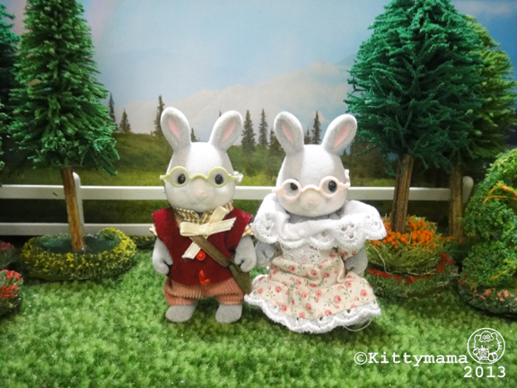 Rabbit- Cottontail Grands