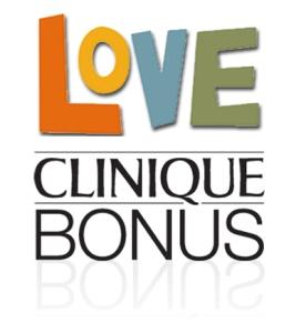 Clinique bonus time love