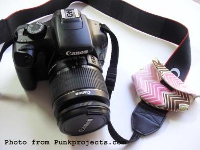 Punk Projects lens cap holder