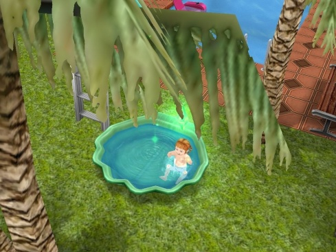 the sims water play