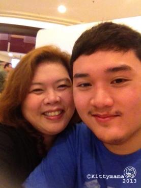 alphonse and mama
