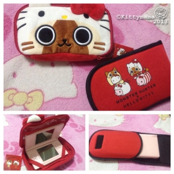 hello kitty x mh cases