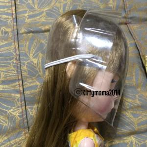 Blythe Face Guard DIY 05
