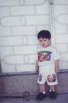 Alphonse toddler