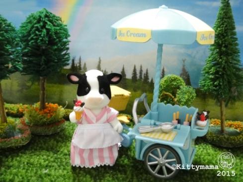 New SF 0315 20 FL Elsie's Ice Cream