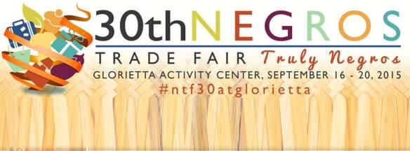 Negros Trade Fair 2015