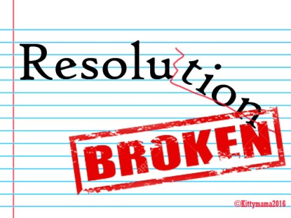 Broken Resolution