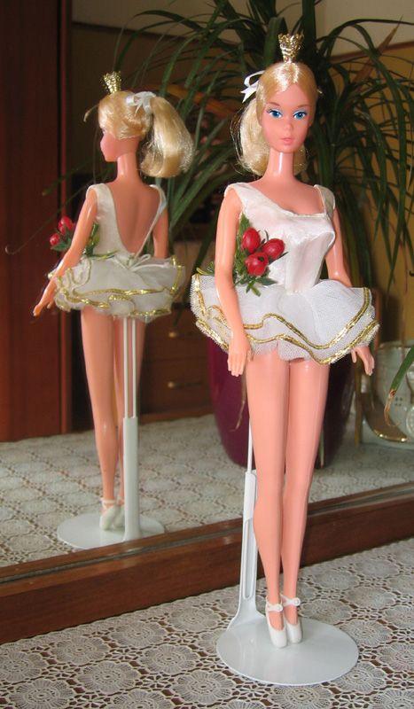 Happy 57th barbie okasaneko chronicles - Barbie ballerine ...
