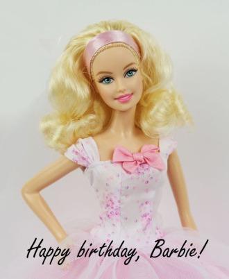 HBD Barbie