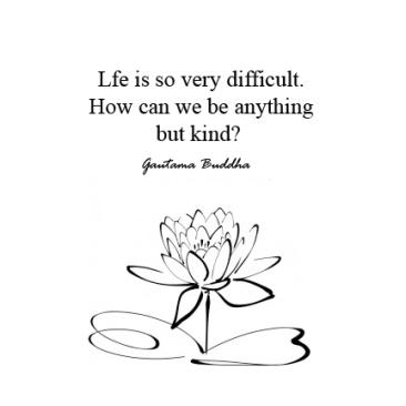 buddha kindness